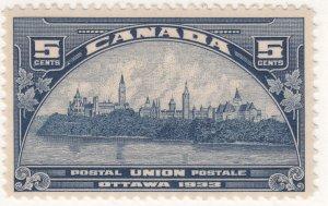 Canada 202 Parliament Hill, Ottawa 1933