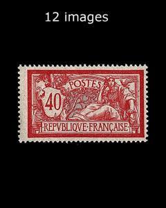 VINTAGE: FRANCE 1800'S,1900'S ASST OG,USD SCOTT #  $330 LOT #1819XX6