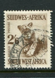 South West Africa #258 Used