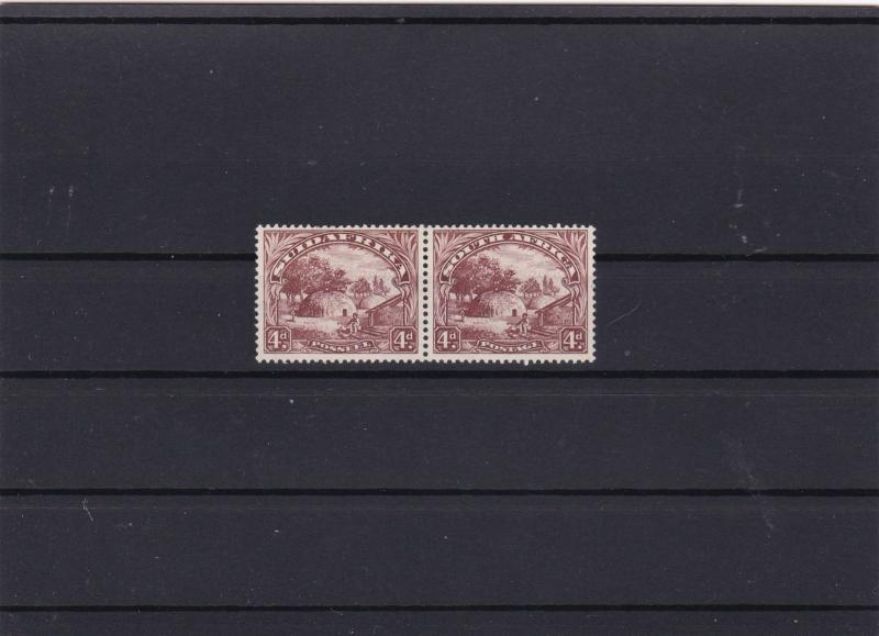 south africa  4 penny  mnh stamps pair ref r8899