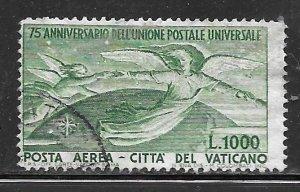 Vatican C19: 1000l Angels and Globe, used, F