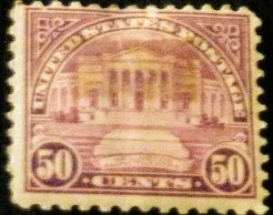 USA 570 MHR OG F/VF cv$ 16.00