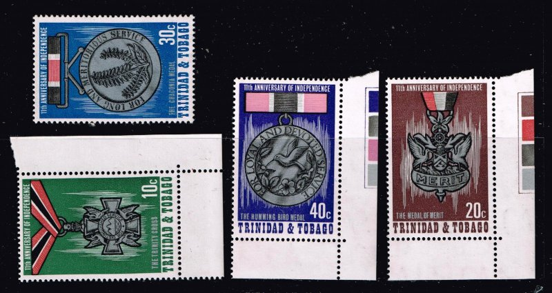 Trinidad And Tobago STAMP MNH STAMPS  COLLECTION LOT