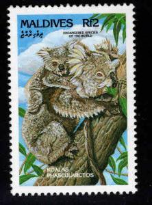 Maldive Islands Scott 1860 MNH** Koala stamp