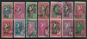 Tunisia #Q11-24 (Q14 defects)  CV $9.55