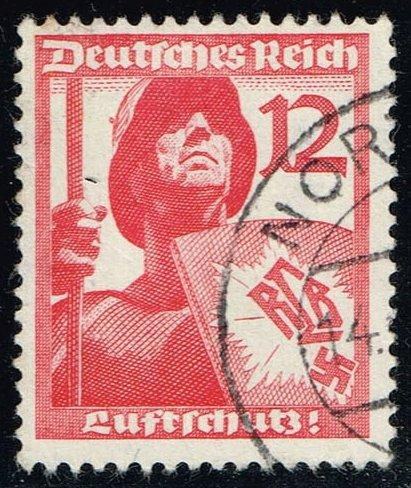 Germany #483 Reich's Air Protection League; Used (0.75)