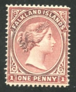 Falkland Islands Scott 5 - Unused VFH - SCV $130.00