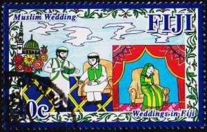 Fiji. 2009 40c Fine Used