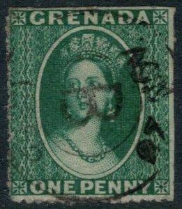 Grenada #5B CV $55.00
