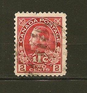 Canada MR3 King George V War Tax Used