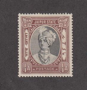 India - Jaipur Scott #36 MH Note