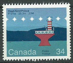 Canada SG 1178  Very Fine Used