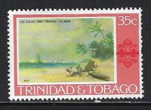 TRINIDAD & TOBAGO 265 VFU A326-2