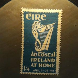 Ireland 148  1953  used   single  VF