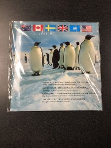 "Our World: International Images of Nature Stamp Set ""SEALED """