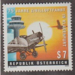 Austria Scott #1815 Stamp - Mint NH Single