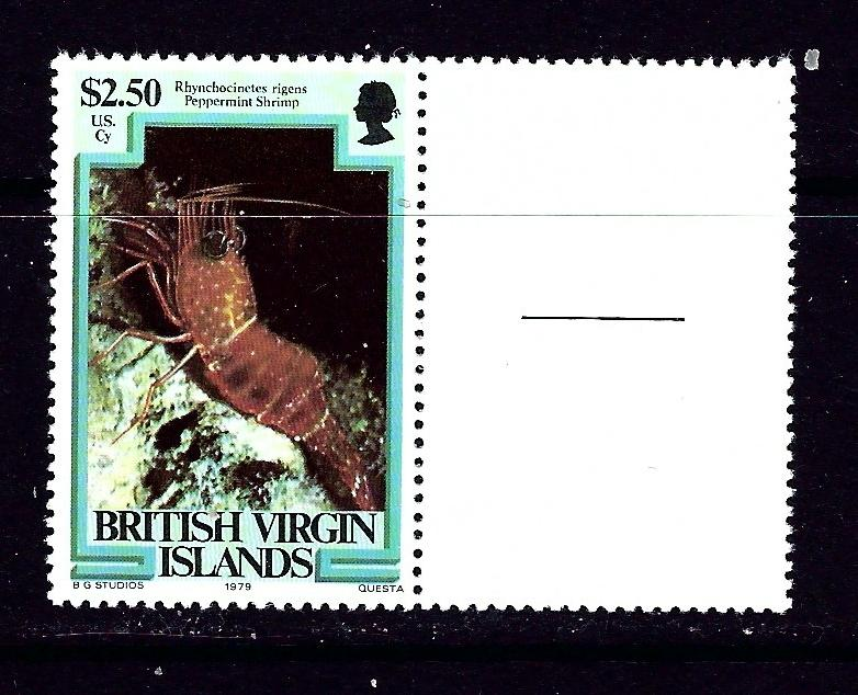 Virgin Is 378 MNH 1979 issue