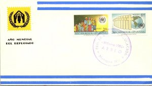 Nicaragua, Worldwide First Day Cover