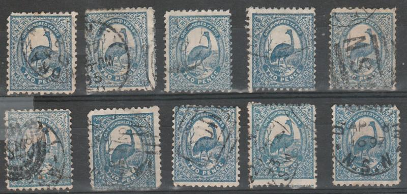 #78 New South Wales Used