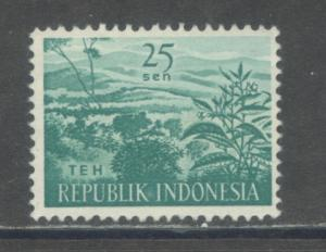 Indonesia 498  MNG