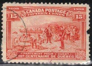 Canada Scott #102 Used (see description)