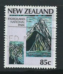 New Zealand SG 1430 VFU