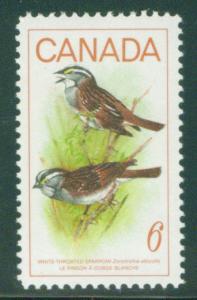 CANADA Scott 496 MNH** 1969 Bird stamp