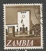 ZAMBIA 42 VFU A69-10
