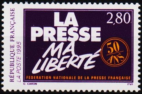 France.1994 2f80 S.G.3234 Unmounted Mint