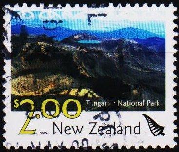 New Zealand. 2003 $2 S.G.2602 Fine Used