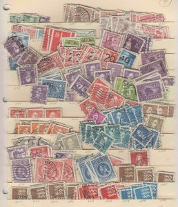 DENMARK OVER-PACKED STOCK PAGE COLLECTION LOT #1 UNCHECKED UNPICKED $$$$$$$