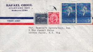 Cuba 1c Proposed Communications Building Postal Tax, 2c Gomez and 5c General ...