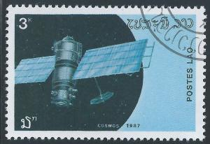 Laos - SC# 784 - CTO - SCV $0.35 - Space