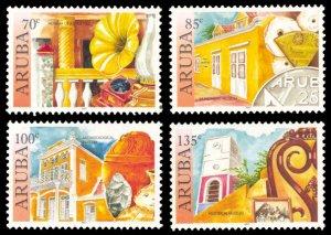 Aruba 2007 Scott #300-303 Mint Never Hinged
