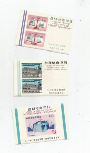 KOREA SOUV SHEET COLLECTION, MNH, OG