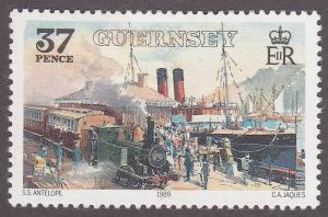 Guernsey 415 Hinged 1989 S.S. Antelope