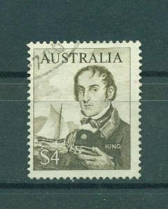 Australia sc# 417 used cat value $7.50