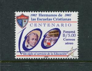 Panama C455, MNH, 100th Anniv of La Salle Christian Schools Education. x27010