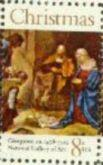US Stamp #1444 MNH - Christmas Nativity Scene Single