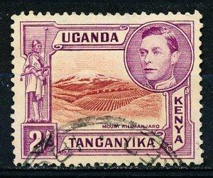 Kenya Uganda & Tanzania #81 Single Used