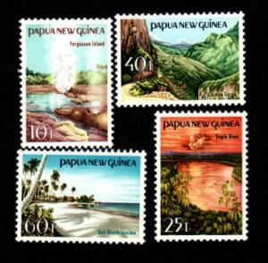 Papua New Guinea 610-613 Mint NH MNH!