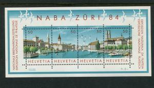 Switzerland #749  MNH