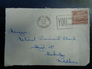 Stamps 3 Covers and 1front piece Trinidad and Tobago  all dated QE 2nd.