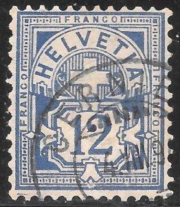 Switzerland Used [2060]