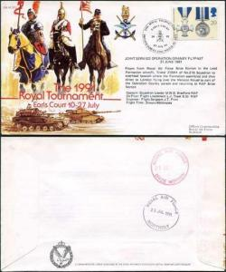 AC51a The 1991 Royal Tournament Earls Court Standard Cover