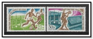 Afars & Issas #315-316 Sports Issue MNH