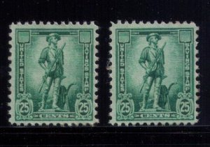 US SCOTT #WS8 x2 MINT,LH,OG,NG  F-VF
