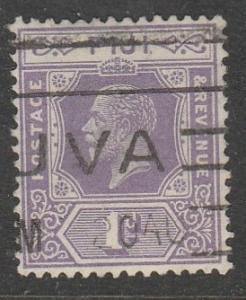 Fiji  1927  Scott No. 96  (O)