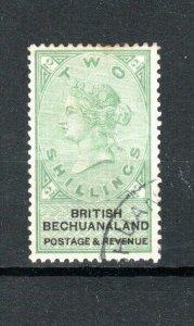 Bechuanaland - British Bechuanaland 1888 2s FU CDS