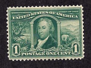 #323 Mint,RG,NH... SCV $60.00